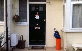 Il Babbo Natale di CasAmica sbarca in Inghilterra!