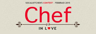 Chef in love: è uscito l'e-book!