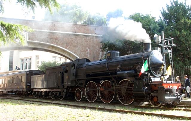 Un treno verso la vita: Roma, 21 maggio 2016