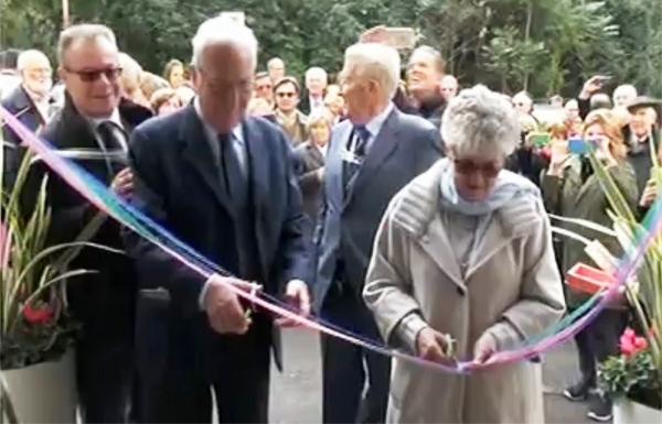 Inaugurata CasAmica Francesco e Antonio a Lecco