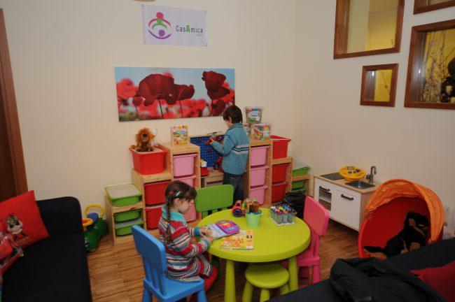 Casa dei Bambini: al via un nuovo progetto educativo